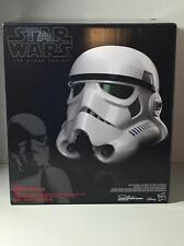 Star Wars The Black Series Imperial Stormtrooper Voice Changer Helmet Hasbro NEW