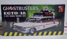Ghostbusters II ECTO -1A 1/25 scale model kit AMT NIB 2012 round 2 ecto-1