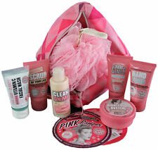 Soap and Glory Pink Pamper Gift Set VALENTINES gift set FOR HER