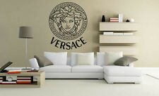 Versace Logo Brand High Class Unique Wall Decal Vinyl Sticker