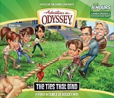 Adventures in Odyssey: The Ties That Bind 58 by AIO Team (2014, CD)