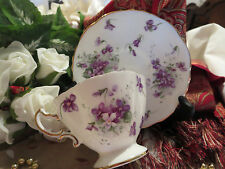 Hammersley Bone China Tea Cup and Saucer