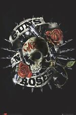 ~~ GUNS AND ROSES FIREPOWER  24X36 POSTER ~~