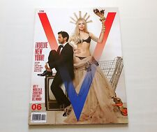 Lady Gaga & Marc Jacobs V Spain Magazine #06 Autumn 2010 New