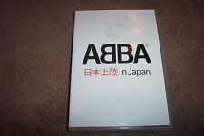 ABBA LIVE IN JAPAN    ALL REGION   UK DVD   NEW/SEALED SINGLE DISC