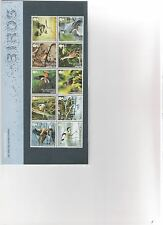 2007 ROYAL MAIL PRESENTATION PACK BIRDS UK SPECIES IN RECOVERY