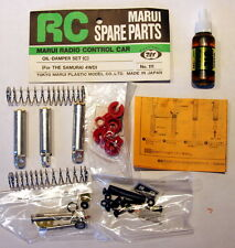 #111 Oil-Damper set for Samurai RC-10 Vintage RC Parts