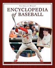 The Child's World Encyclopedia of Baseball: Satchel Paige Through Swit-ExLibrary