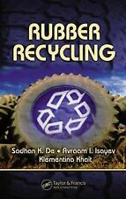 Rubber Recycling-ExLibrary