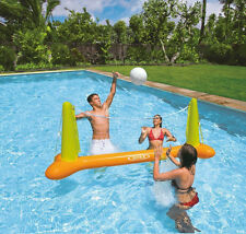 Intex Pool Volleyball Game for Ages 6+ Floating Swimming Fun Net & Ball 56508EP