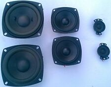 SPEAKERS DIY BOOMBOX FOR LEPY LEPAI 2020A OR TPA3116D2 FROM ALTEC LANSING IM7