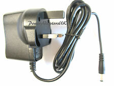 AC/DC MAINS REGULATED UK POWER ADAPTOR/SUPPLY/CHARGER/PSU 250MA/0.25 AMP 12 VOLT