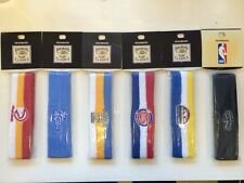 NBA Hardwood classic headbands sweatband. LA Lakers, ATL Hawks, And DET Pistons