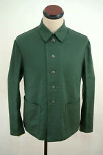 WWII German Summer HBT reed green Drill service tunic 2XL