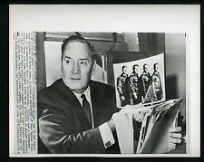 Don Miller of Four Horseman of Notre Dame football 1965 Press Photo