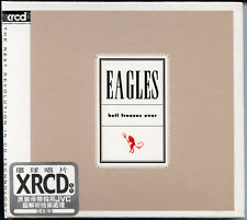 "EAGLES ""HELL FREEZES OVER"" Japan JVC XRCD XRCD2 Audiophile CD New Sealed"