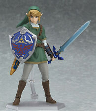 figma The Legend of Zelda Link: Twilight Princess Figure PREORDER Good Smile Co