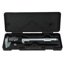 "6"" 150mm Digital Electronic Measurement Tool Caliper Vernier Gauge Micrometer"