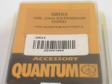Quantum Battery QB23  Extention Cord