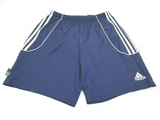 *ADIDAS* SIZE L MEN'S BLUE ATHLETIC SHORTS