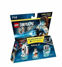 LEGO Dimensions 71203 - Portal 2 Level Pack - Chell Neu OVP New Sealed Aperture