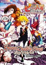 DVD Anime The Seven Deadly Sins: Signs Of Holy War Complete Series (1-4 End)