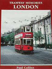 LONDON TRAMWAY MEMORIES - Trams Photographs History NEW Bus Buses Transport
