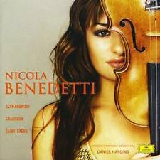 NICOLA BENEDETTI with Daniel Harding & London Symphony, UMA Australia **NEW CD**