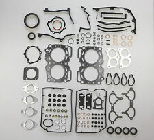 FULL ENGINE HEAD GASKET SET SUBARU IMPREZA TURBO EJ20 1996-00 GRAPHITE 1.6mm
