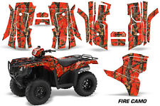 AMR Racing Honda Foreman Graphics Sticker Quad Kit 2015 ATV Decal FIRECAMO