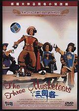 The Three Musketeers - UK Region 2 Compatible DVD Lana , Gene, George Sidney NEW