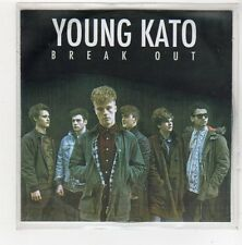 (FC319) Young Kato, Break Out - 2012 DJ CD