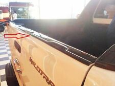 FORD RANGER T6 12 13 14 XL PX XLT WILDTRAK BACK REAR COVER TAILGATE TRIM ABS
