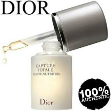 100% AUTHENTIC DIOR CAPTURE TOTALE HAUTE NUTRITION NURTURING OIL TREATMENT £129
