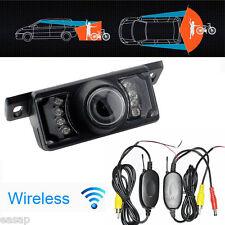 2.4G HD Wireless Car Reverse Rear View Backup Camera Night Vision Parking Kit
