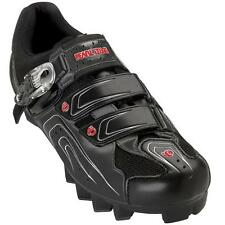 Pearl Izumi 2012 Race MTB Mountain Bike Shoes Black - 41