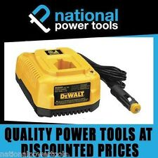 NEW DEWALT BATTERY CHARGER 7.2V - 18V NI-CD NI-MH LI-ION VEHICLE CHARGER DC9319