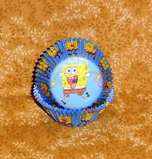 SpongeBob Cupcake Papers, Wilton,415-5130,Yellows,Blues,Bake Cups, Party