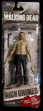 THE WALKING DEAD Rick Grimes - Action Figur - McFarlane Toys - Series 6