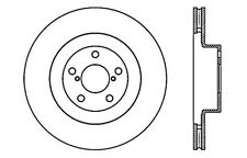 StopTech Sport Drilled Disc fits 2001-2008 Subaru Impreza Forester Outback  STOP