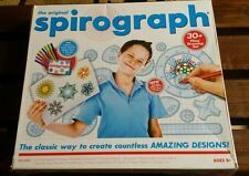 The Original Spirograph 30+ Piece Drawing Set complete