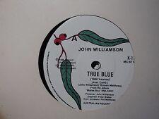 """John Williamson """"True Blue"""" AUSSIE CLASSIC Oz 7"""""""