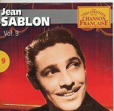 CD CART 25T  JEAN SABLON / CE PETIT CHEMIN/MELANCOLIE  DE 2000  NEUF NON SCELLE