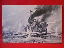 Postkarte Marine Schiffe Original Wohlfahrts-Karte des Reichsverband zur Unterst