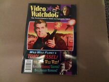 VIDEO WATCHDOG #128 2007 FN TONY RUSSEL WILD WILD WEST GRIZZLY EQUINOX KARLOFF