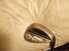Ping Tour 60* Black Dot 8* Bounce Gap Wedge Right Handed Steel Golf Club