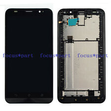 "New 5.5"" Asus Zenfone 2 ZE551ML Touch Digitizer Glass+Lcd Display Assembly+Frame"