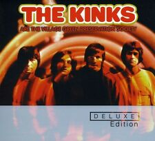 Are The Village Green Preservation Society - Kinks (2009, CD NIEUW)3 DISC SET