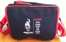 'ATLANTA 1996' Summer OLYMPIC GAMES Official KODAK Utility COOL / CAMERA BAG