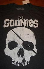 VINTAGE STYLE THE GOONIES PIRATE SKULL T-Shirt SMALL NEW w/ TAG